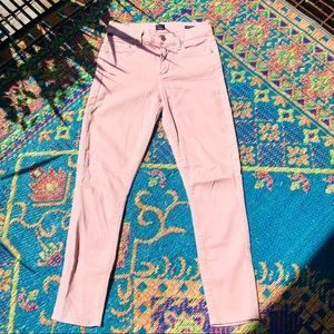Citizens of Humanity Pink High Rise Jeans 24